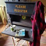 Adirondack Registry Booths